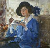 Портрет миссис Крэг. 1923