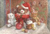 Александра ЕРМАКОВА (2 класс). Мои игрушки. 2007