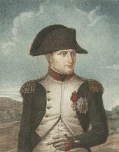 Л. РЮЮТ. С оригинала Р. Лефевра Император Наполеон. 1808 (?)