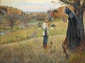ВИДЕНИЕ ОТРОКУ ВАРФОЛОМЕЮ. 1889–1890