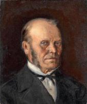 ПОРТРЕТ В.И. НЕСТЕРОВА. 1877