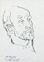 ТАИР САЛАХОВ. ПОРТРЕТ АЛЕКСЕЯ ШМАРИНОВА. 2004