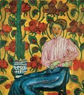 И.МАШКОВ. Портрет Варвары Петровны Виноградовой. 1909