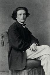 Антон Григорьевич Рубинштейн. 1850-е