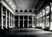Большой зал Дворянского собрания. Фотография. 1900-е.