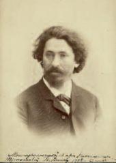 Илья Ефимович Репин. 1884