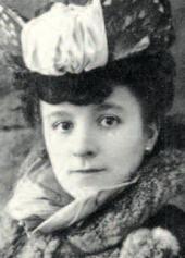 Франсин Клари. Фотография. Около 1900
