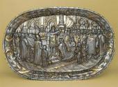 БЛЮДО «КОРОНАЦИЯ ЕКАТЕРИНЫ I». Москва, 1724–1727
