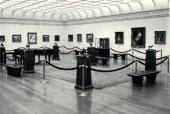 Художественная галерея Музея. Фотография. 1955