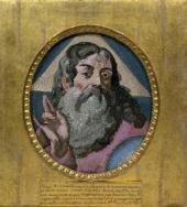 МАСТЕРСКАЯ М.В. ЛОМОНОСОВА БОГ ОТЕЦ (САВАОФ)