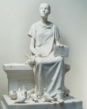 НЕ ОТ МИРА СЕГО (ХРИСТИАНСКАЯ МУЧЕНИЦА). 1887