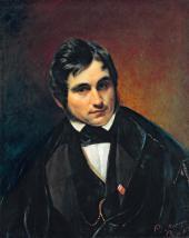 Портрет художника Ф.А. Бруни. 1844