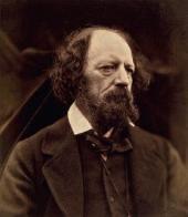Джулия Маргарет КЭМЕРОН. Альфред Теннисон, 1-й Барон Теннисон. 1869
