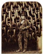 Роберт ХОУЛЕТТ. Изамбард Кингдом Брюнель. Ноябрь 1857