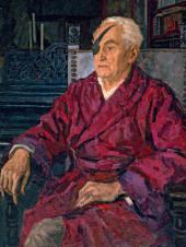 А.П. ГОРСКИЙ. Портрет М.И. Курилко. 1952