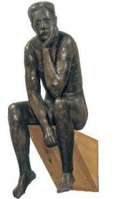 МАРИНО МАРИНИ. ПЛОВЕЦ. 1932
