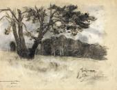 И.И. ЛЕВИТАН. Богородское. 1898