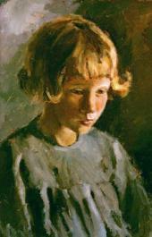 А.П. ГОРСКИЙ. Валя Герасимова из Переславля-Залесского. 1949