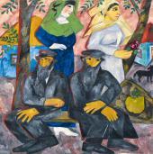 Евреи (Шабат). 1911