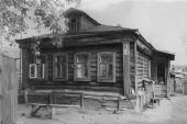 Дом крестьянина А.Н. Попкова в деревне Городок, где Левитан снимал две комнаты л
