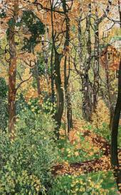 Детскосельский пейзаж. 1920-е
