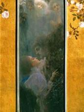 Густав Климт. Любовь. 1895