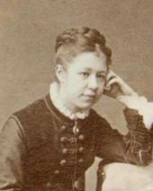 Е.Д. Поленова. 1874
