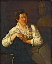 Портрет Н.С. Пименова. 1835