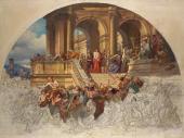 Христос перед народом. Начало 1860-х