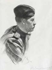 Офицер. 1945