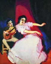 Кeс Ван ДОНГЕН. Антония Ла Кокинера. 1910–1911