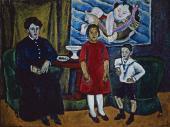 П.П.КОНЧАЛОВСКИЙ. Семейный портрет. 1911