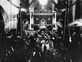 ПОХОРОНЫ ГЕНРИКА ИБСЕНА. 1 ИЮНЯ 1906 Г. ФОТО