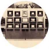 Произведения И.П. Похитонова в зале 6. Фото А.И. Мея. 1902