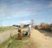 Прачки. 1894