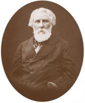 И.С. Тургенев. Фото. 1881