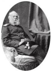 Барон Константин фон Вульферт. Фото. 1880