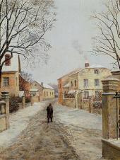 Прогулка. Конец 1880-х