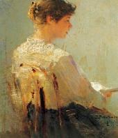 Е.К.Вульферт. 1880-е