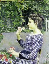 Портрет Хелены Вайль. 1888