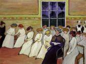 Женский пансион. 1907