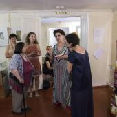 Открытие выставки «Конечно, мы сестры с тобой» в Тарусском музее семьи Цветаевых
