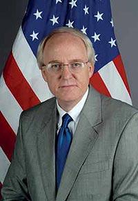 Обращение посла Соединенных Штатов Америки в Российской Федерации Джона Байерли