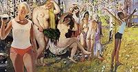 История русской живописи: актуальная версия