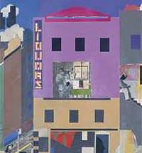 «Городской квартал» Ромерэ Биардена: американская история