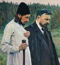 МИХАИЛ НЕСТЕРОВ И РУССКИЕ РЕЛИГИОЗНЫЕ ФИЛОСОФЫ