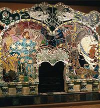 Открытие зала М.А. Врубеля
