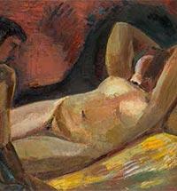 Обнажённая натура в российском искусстве ХХ века