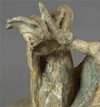 Скульптурные опыты Валентина Серова