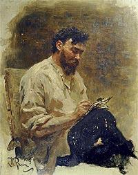 Тайны живописи Похитонова
